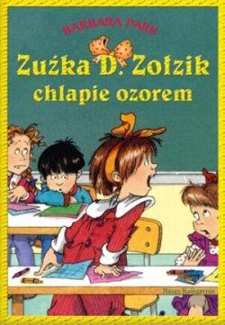 Okładka książki - Zuźka D. Zołzik chlapie ozorem