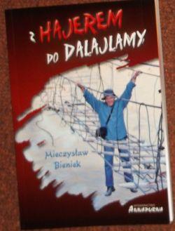Okładka książki -  Z Hajerem do Dalajlamy