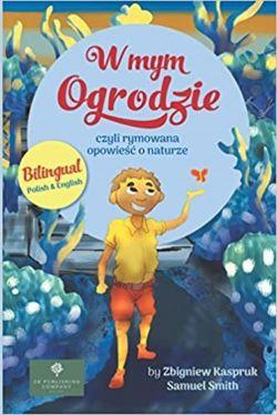 Okładka książki - W Mym Ogrodzie