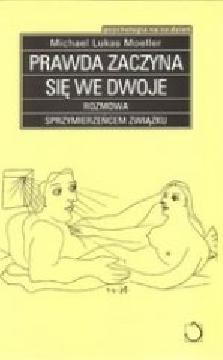 Okładka książki - Prawda zaczyna się we dwoje