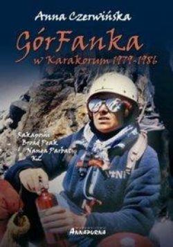 Okładka książki - GórFanka w Karakorum 1979-1986