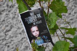 Okładka książki - Nie zostawia się dziecka w niebie