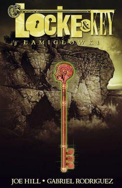 Okładka książki - Locke & Key. Łamigłówki