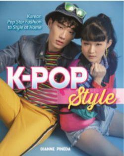 Okładka książki - K-POP Style