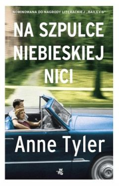 Okładka książki - Na szpulce niebieskiej nici