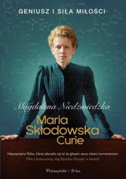 Okładka książki - Maria Skłodowska-Curie