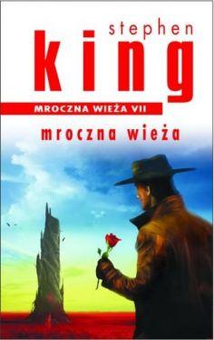 Okładka książki - Mroczna wieża