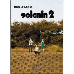 Okładka książki - Solanin 2