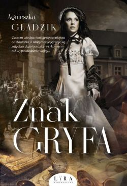 Okładka książki - Znak Gryfa