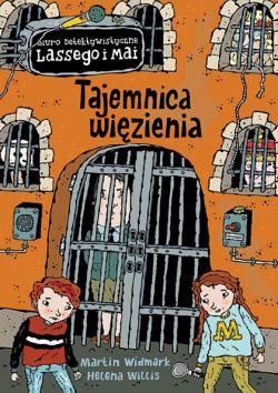 Okładka książki - Tajemnica więzienia