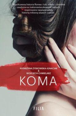 Okładka książki - Koma