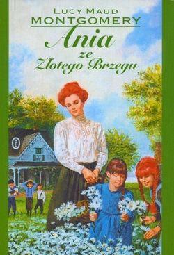 Okładka książki - Ania ze Złotego Brzegu