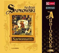 Okładka książki - Narrenturm. Audiobook