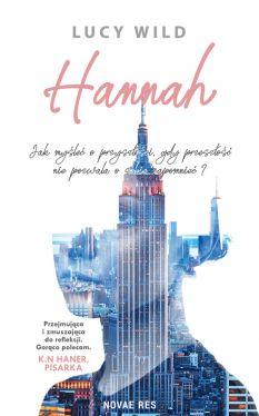 Okładka książki - Hannah