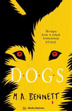 Okładka książki - DOGS