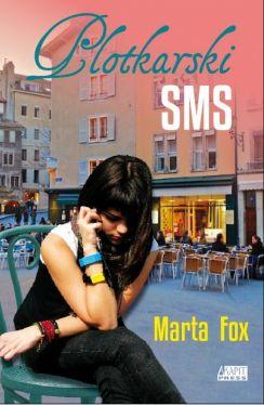Okładka książki - Plotkarski sms
