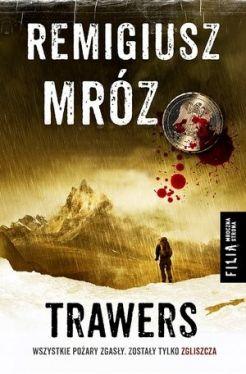 Okładka książki - Trawers