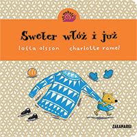 Okładka książki - Sweter włóż i już