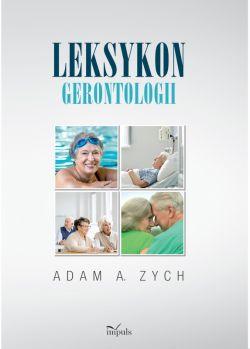 Okładka książki - Leksykon gerontologii
