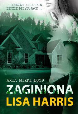 Okładka książki - Zaginiona