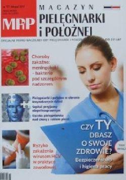 Okładka książki - Magazyn pielęgniarki i położnej, nr 11/listopad 2017