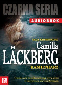 Okładka książki - Kamieniarz. Audiobook