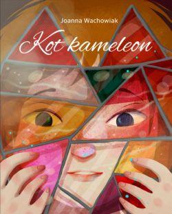 Okładka książki - Kot kameleon