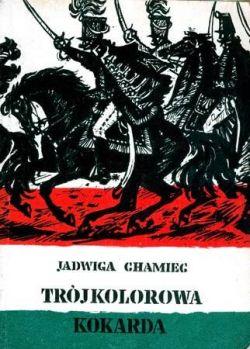 Okładka książki - Trójkolorowa kokarda