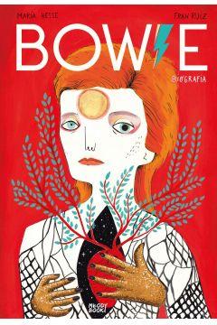 Okładka książki - Bowie. Biografia