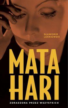 Okładka książki - Mata Hari
