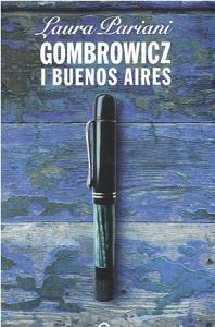 Okładka książki - Gombrowicz i Buenos Aires