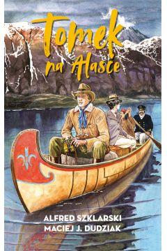 Okładka książki - Tomek na Alasce