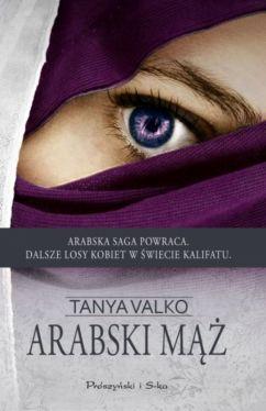 Okładka książki - Arabski mąż