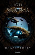Okładka książki - Stara Flota 1: Konstytucja