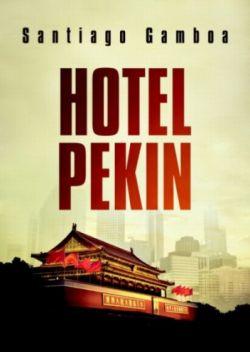 Okładka książki - Hotel Pekin