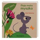 Okładka książki - Moja mała myszka