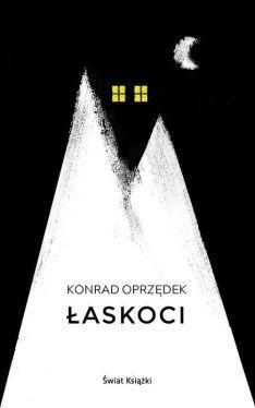 Okładka książki - Łaskoci