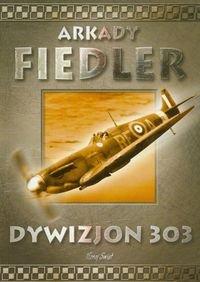 Okładka książki - Dywizjon 303