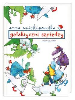 Okładka książki - Galaktyczni szpiedzy