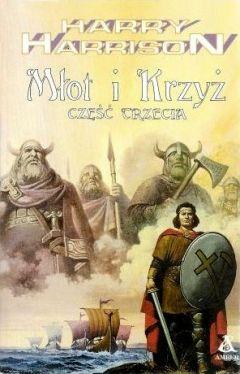 Okładka książki - Młot i krzyż. Jarl