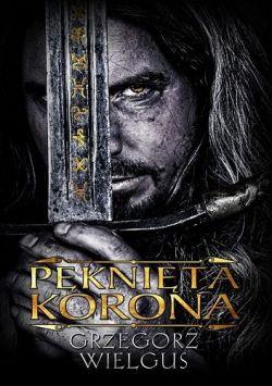 Okładka książki - Pęknięta korona