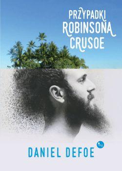 Okładka książki - Przypadki Robinsona Crusoe
