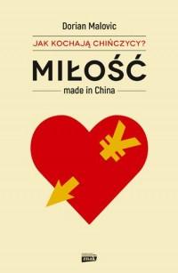 Okładka książki - Miłość made in China