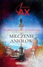 Okładka książki - Milczenie aniołów