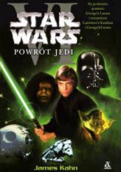 Okładka książki - Star Wars: Część VI. Powrót Jedi