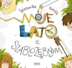 Okładka książki - Moje lato z szablozębnym