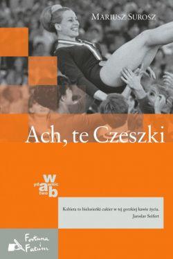 Okładka książki - Ach, te Czeszki