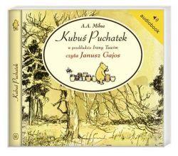 Okładka książki - Kubuś Puchatek. Audiobook