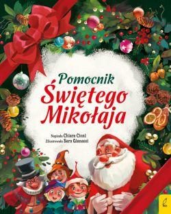Okładka książki - Pomocnik Świętego Mikołaja