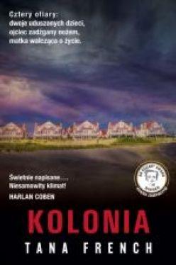 Okładka książki - Kolonia